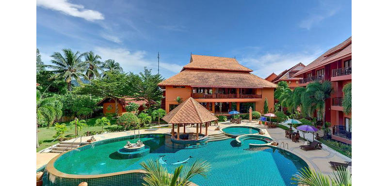 Andamanee Boutique Resort & Spa, Krabi