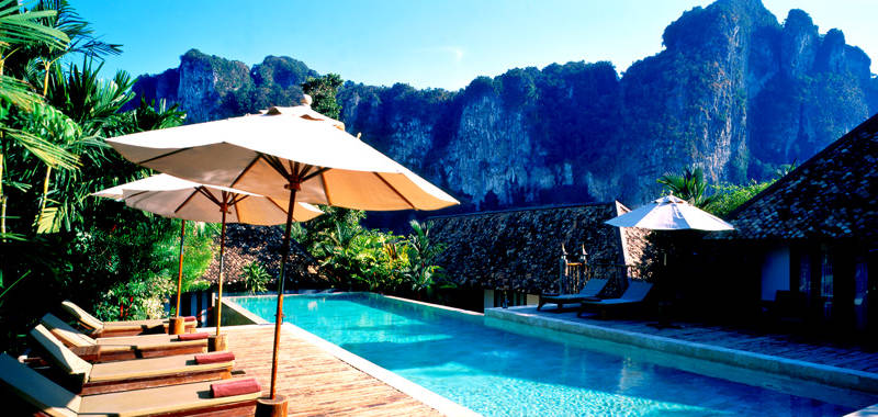Ao Nang The Cliff Resort, Krabi
