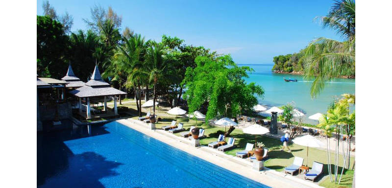 Nakamanda Resort and Spa, Klong Muang, Krabi