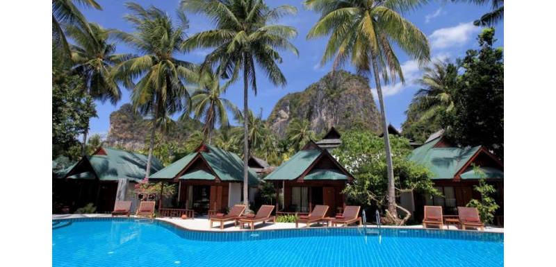 Sand Sea Resort, Railay Beach, Krabi