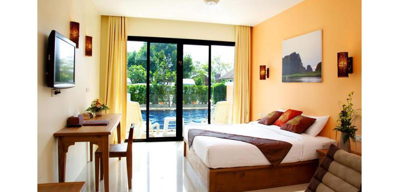 Srisuksant Resort & Spa, Krabi