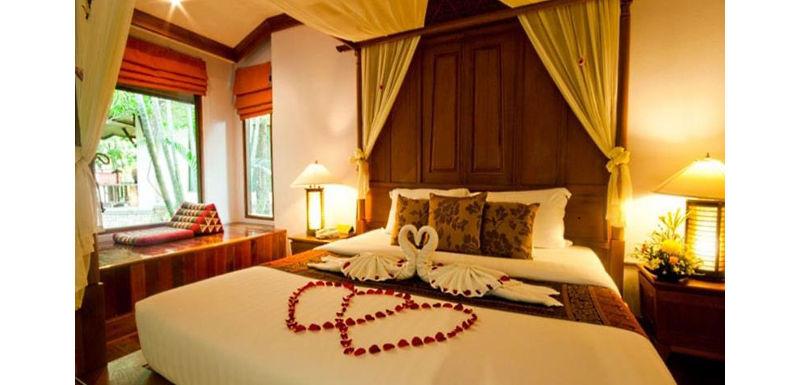 Sunrise Tropical Resort, Railay Beach, Krabi