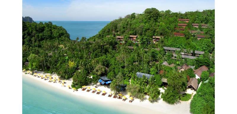 Zeavola boutique hotel, Phi Phi, Thailand